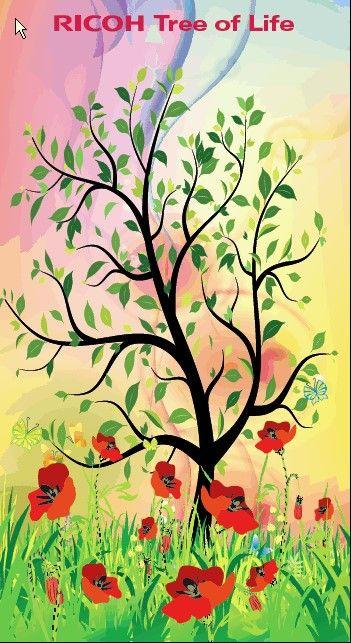Ricoh Tree of Life