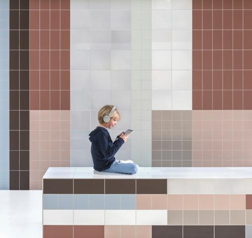 Mosa presenteert Murals Fuse