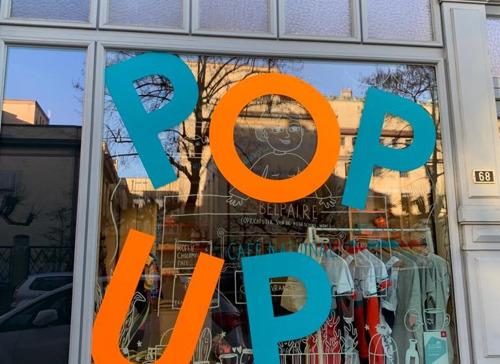 De Thomas More pop-up store