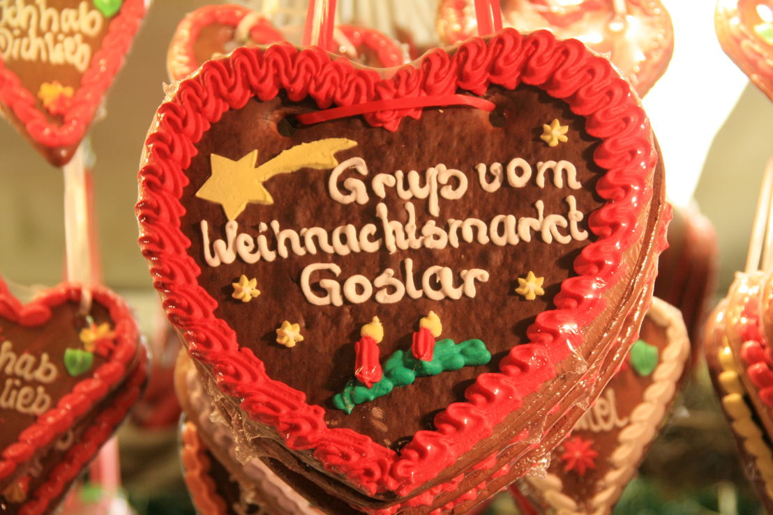 Lebkuchen Goslar