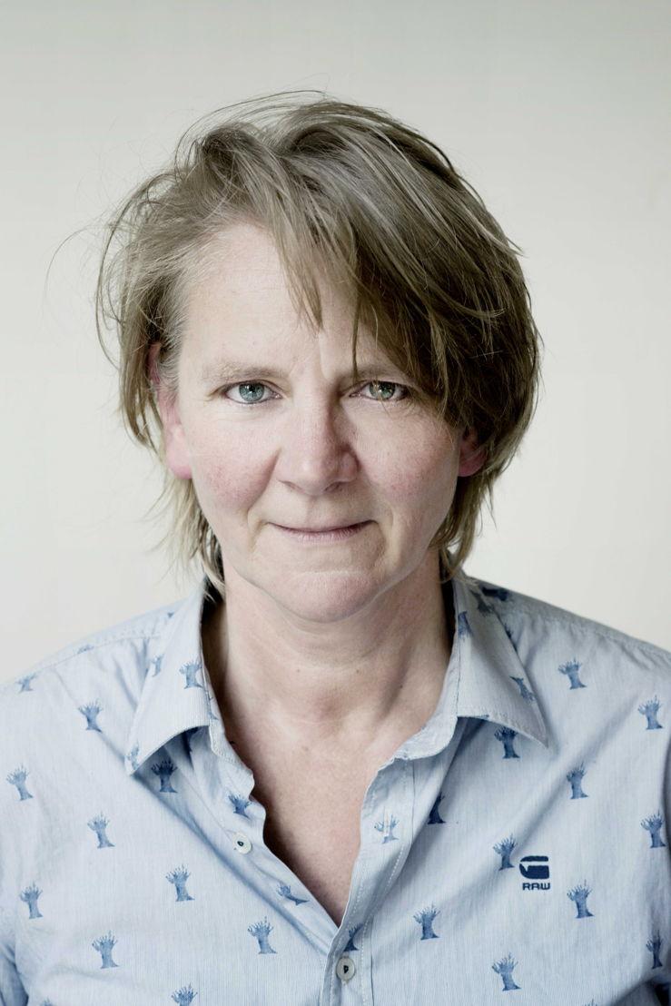 Auteursfoto Marijke Libert (c)Jurgen Rogiers