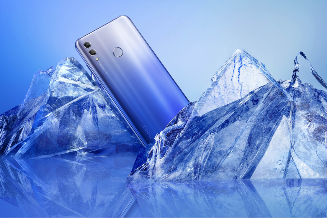HONOR lanceert de HONOR 10 Lite met 24MP AI frontale camera voor de perfecte selfie