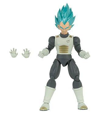 Super Saiyan Vegeta Azul