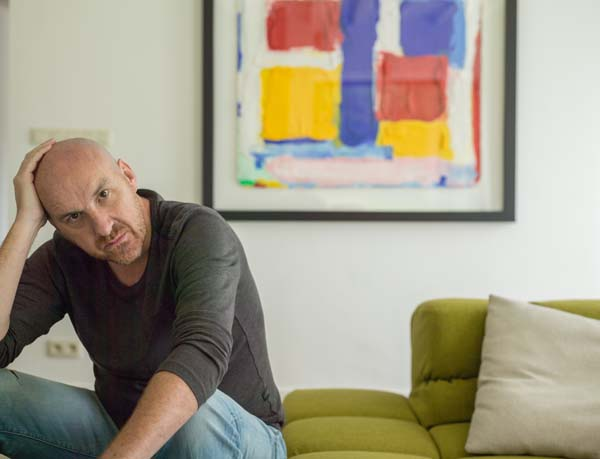 Het huis<br/>Eric Goens (c) VRT/Polle Van Rooy