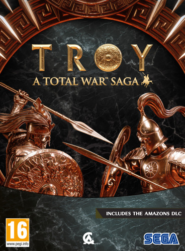 A TOTAL WAR SAGA: TROY™ PHYSICAL EDITION ANNOUNCED