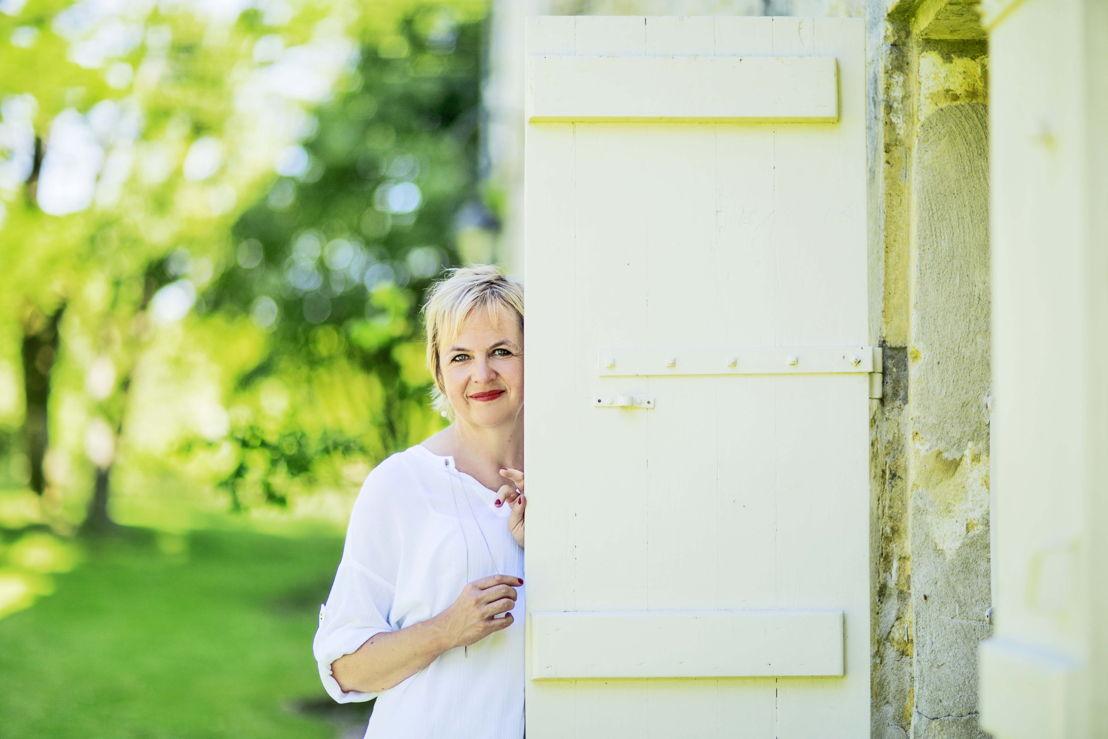 Annemie Struyf in Chez Annemie (c) VRT