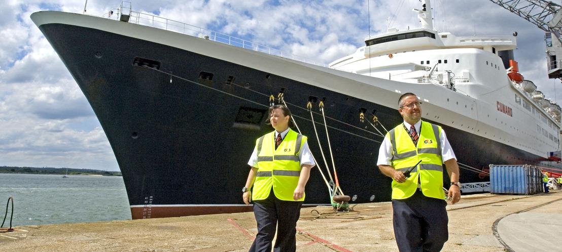 G4S Belgium premier organisme de sûreté pour les installations portuaires reconnu par l'Etat belge