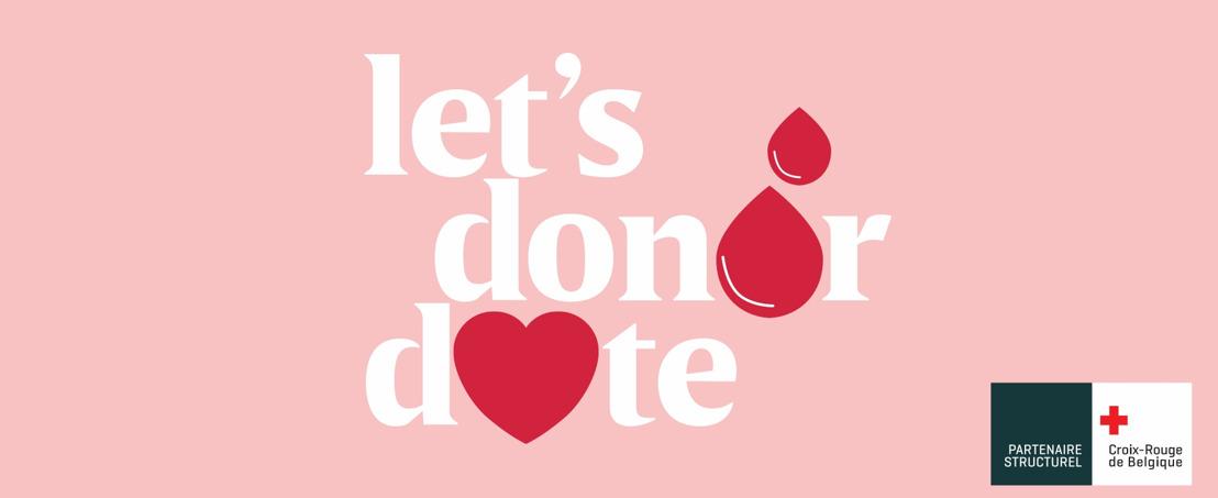 Delhaize et la Croix-Rouge appellent la population à faire un don de sang et de plasma