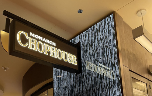 """Monarch Chophouse named OpenTable's """"Best Steak Restaurant"""" in the Colorado Mountains!"""