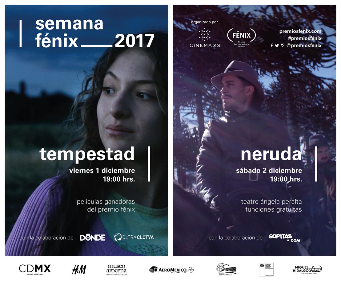 Recordatorio: Hoy y mañana funciones al aire libre en el Teatro Ángela Peralta