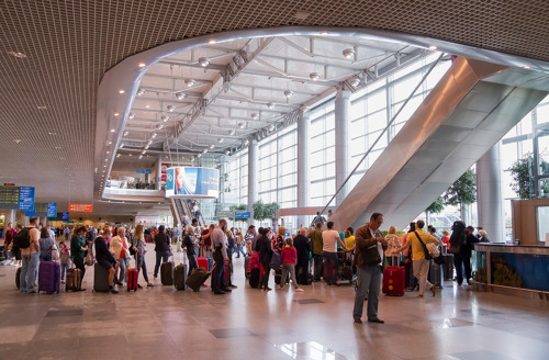 30 апреля — самый загруженный день в аэропортах Москвы