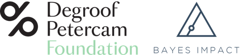 Bayes Impact, new winner of the Degroof Petercam Foundation Prize