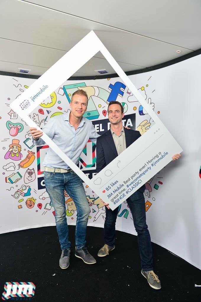 Mark Willems & Hilke Heremans, founders tsjing
