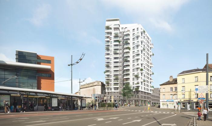 """Stadsontwikkeling in """"hellhole"""" Molenbeek wordt Europees voorbeeldproject"""