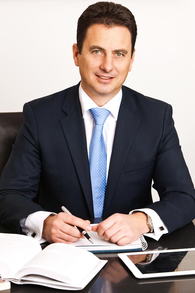 Daniel Kollar, CEO du groupe financier ČSOB