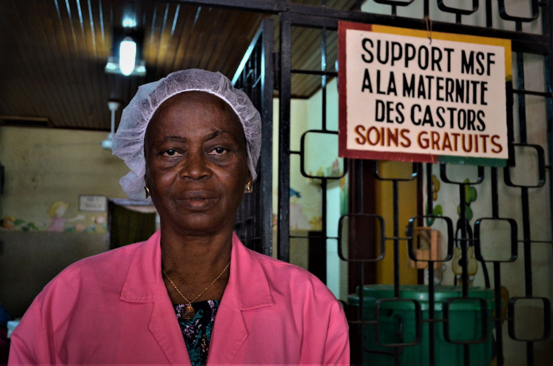 Ms Marie-Josée Yakité, MSF midwife at the Castors HRUB since 2014<br/><br/>&quot;I've been working here with MSF at Castors since 2014. For 20 years, I worked at Castors before the arrival of MSF, and also at the Hôpital de l'Amitié – a big hospital in Bangui, the capital of the Central African Republic.<br/>We often look after patients who can't get treatment elsewhere because they don't have the money. People know that here we offer quality care to everyone, free of charge. In health centres that are not managed by international organisations like MSF, you have to pay for everything. If a patient can't pay, they send them here. I remember one lady who was referred to us from one of the main hospitals in Bangui. This woman had already been monitored for pre-eclampsia. When the medical staff realised that there was foetal distress, they referred her to us. Not because the hospital couldn't treat this kind of complication – it was just a matter of money.<br/>In the health centres where patients have to pay for their care, when women arrive in labour, the staff make an assessment of all the tests and the procedures that need to be performed, and an estimate of how much it will cost. And then they make them pay. And if they realise that the woman doesn't have the money, and that she needs treatment she can't afford, they prefer to refer her here at Castors because we don't ask for any money for our services.<br/>We also have women who show up here ready to give birth, but who, for lack of money, have not had any prenatal examinations or tests, for syphilis, toxoplasmosis or HIV for example. We see this very often, especially women who are HIV-positive. These women come to us in labour, without having had a prenatal HIV test. And in theory this test should be free, as it is covered by the Global Fund. Yet sometimes they force women to pay for a whole raft of prenatal tests and they refuse to do the HIV test if the women don't do the other tests, for which they have to pay. They ask them to pay for the medical supplies, the gloves, the health card, everything.<br/>Because of these financial questions, some people refuse to go to hospital. They prefer to stay at home and rely on traditional medicine. Not long ago, we treated a young woman of 19 who had taken traditional oxytocics. She wanted to give birth at home, she didn't want to go to a health centre because she didn't have the money to pay. But the dose of the medicine she took was too high – she ruptured her uterus and her baby died. When the family saw she had suffered a haemorrhagic shock, she was taken to the health centre near her home, which then referred her here to Castors. By the time she came here, three days had already passed. Luckily we managed to save her, but we had to carry out a hysterectomy. She already has a healthy child, but sadly for her, she can't have any more.<br/>It's the referrals from other health centres that are the most complicated. Very often, these women come to us in a very serious condition. Sometimes they bring us a woman on the back of a motorbike, and she dies before making it to the door. I suspect that sometimes the health centres keep patients longer than they should in the hope that they might still squeeze something out of them. I tell all the women to come here to Castors as soon as they feel their first labour pains. Here we have qualified staff who can guarantee high-quality care to all patients, irrespective of who they are and where they come from.&quot; Photogrpaher: Sandra Smiley