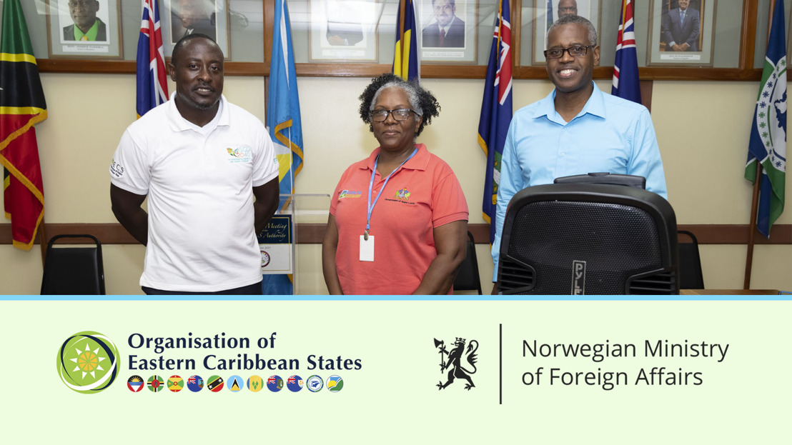 Saint Lucia's Department of Sustainable Development Receives Communication Equipment Through ReMLit Project