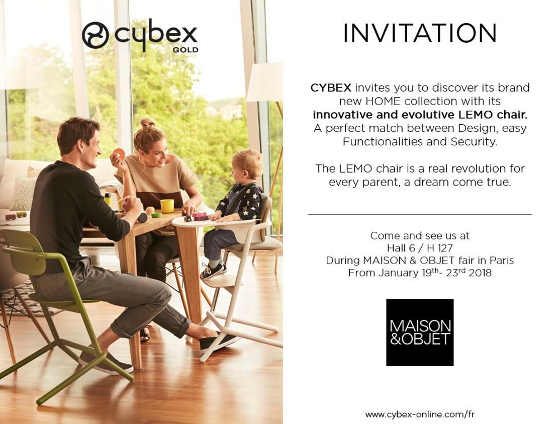 Etonnant CYBEX   Media Mania