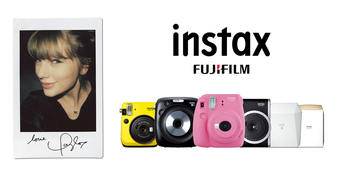 Instax X Taylor Swift