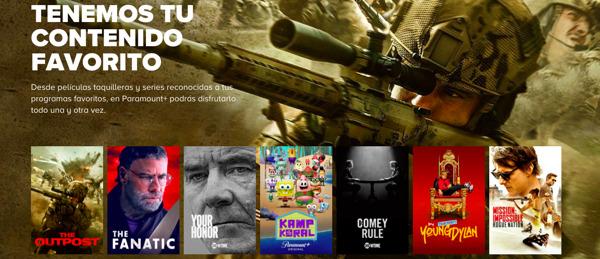 Preview: Mercado Libre da inicio a su alianza con Paramount+ en México