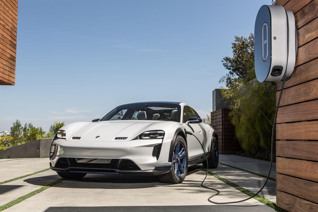 Soluciones de carga diseñadas por Porsche