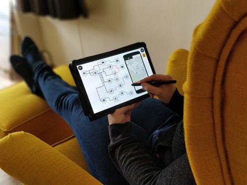 VUB ontwikkelt een innovatieve tool waarmee men zonder programmeren een app kan bouwen