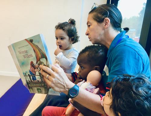 Een prentenboek voor meer dan 220 Leuvense kinderen uit kwetsbare gezinnen