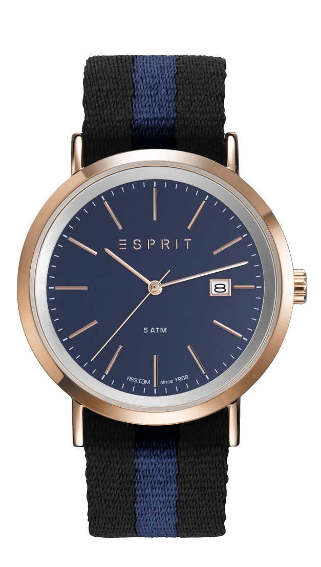 Esprit - Men double bracelet watch - 139 euro