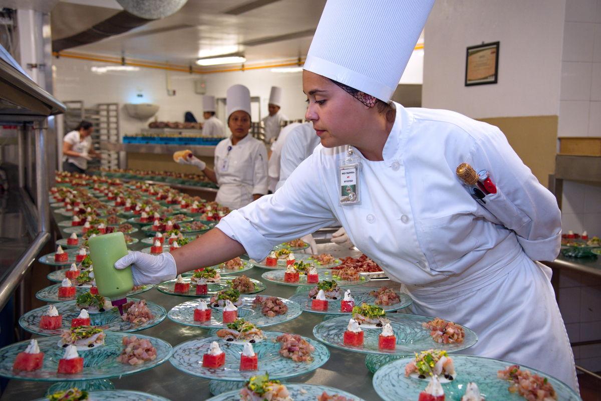 Experiencias culinarias en JOYÀ. Foto cortesía de José Gallardo