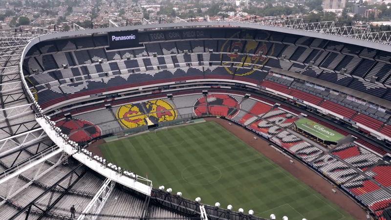 Pantallas Gigantes LED en Estadio Azteca