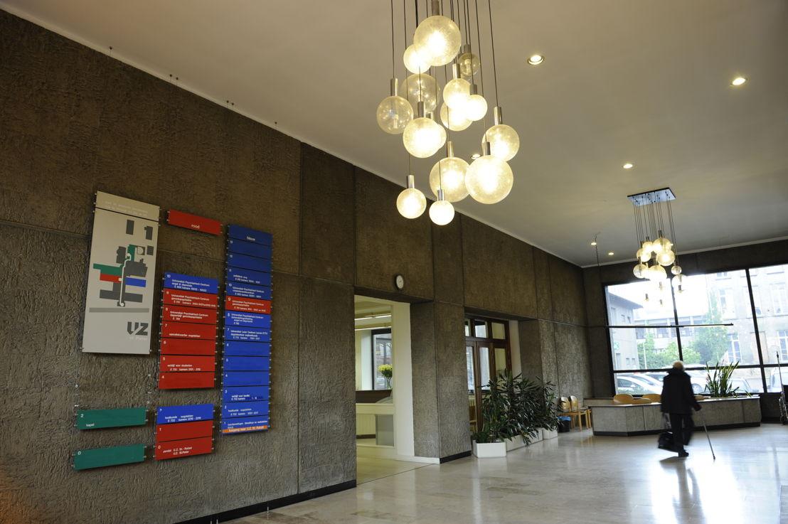 Inkom campus Sint-Pieter