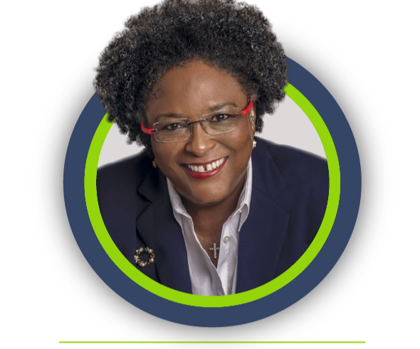 Keynote Speaker: The Honorable Mia Mottley, Prime Minister of Barbados and Chair of CARICOM
