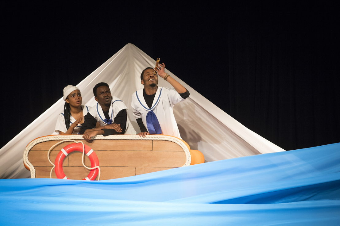 A scene from James and the Giant Peach 8, pic Jan Potgieter