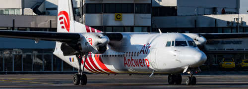 Air Antwerp to double flights from London City Airport to Antwerp on Sundays