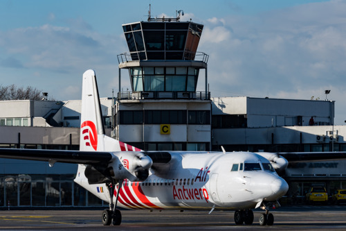 Air Antwerp binnenkort tweemaal op zondag naar London City Airport
