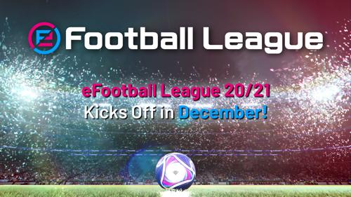 Preview: KONAMI STARTET SAISON 2020/21 DER eFootball.League AM 7. DEZEMBER