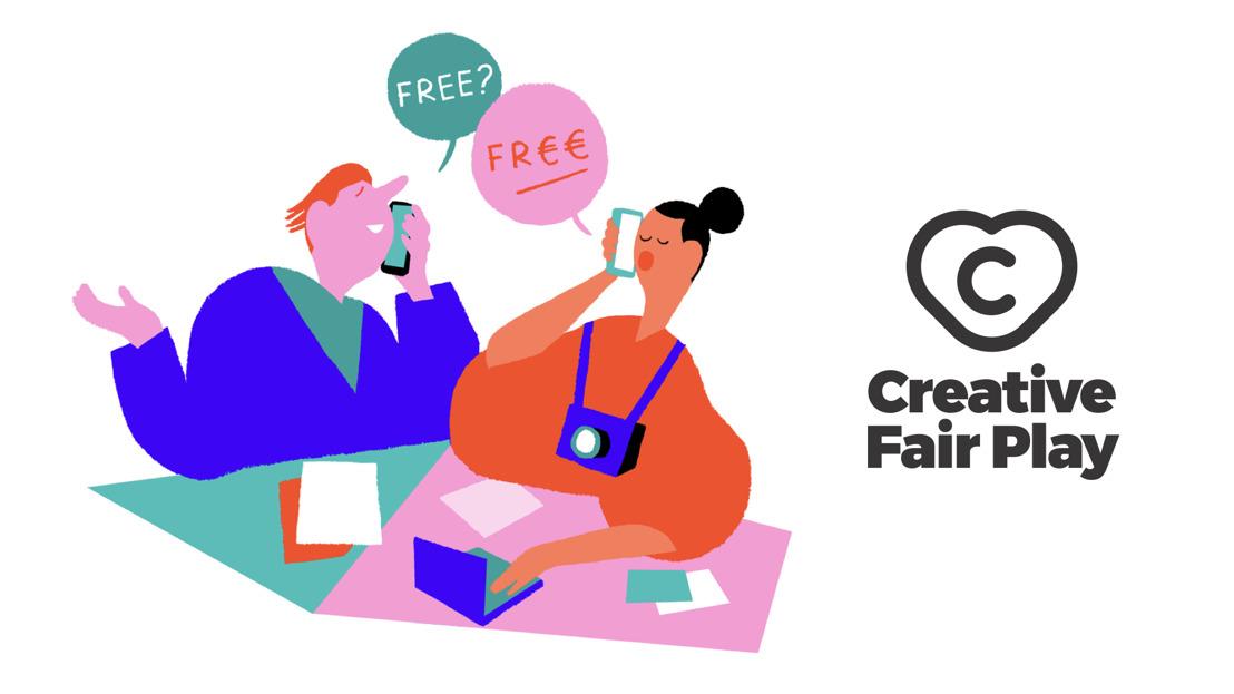 Flanders DC lanceert manifest voor eerlijk samenwerken met de creatieve industrie: Creative Fair Play