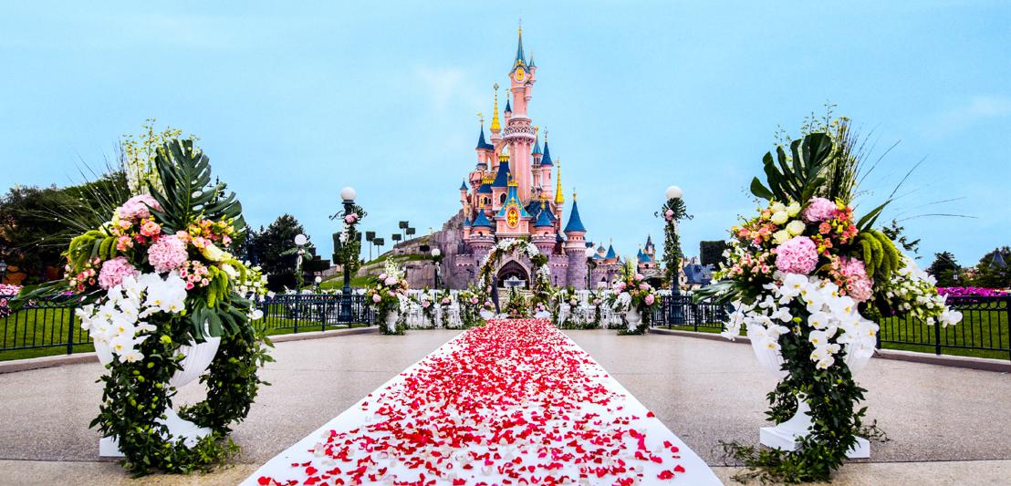 Mariages : Dites-vous « oui » à Disneyland Paris