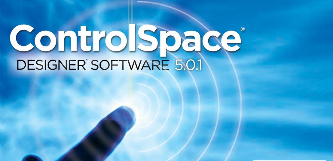 Actualización a gran escala del software ControlSpace Designer de Bose Profesional
