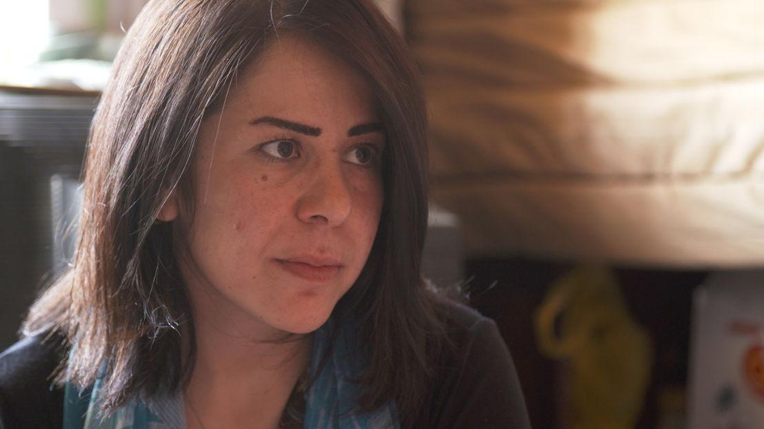 Kleine helden - Irak:  Basma Al-Dakhi - (c) Filip Huygens