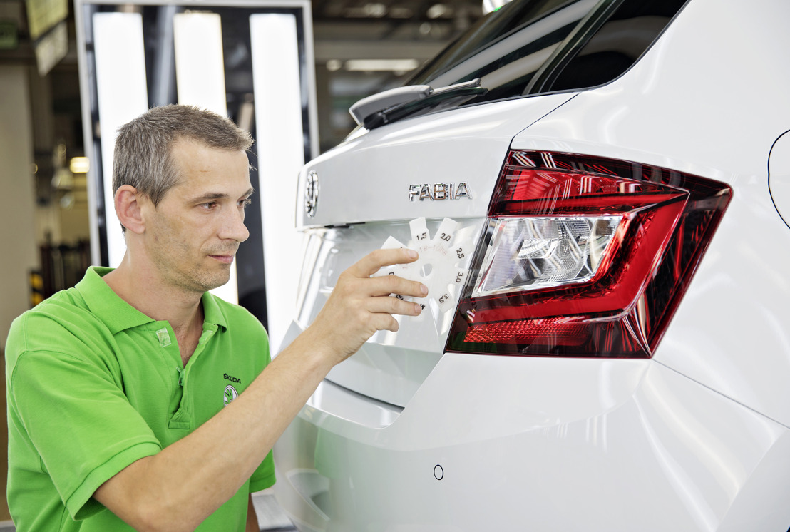 ŠKODA AUTO continues to set records: one million vehicles already produced in 2018