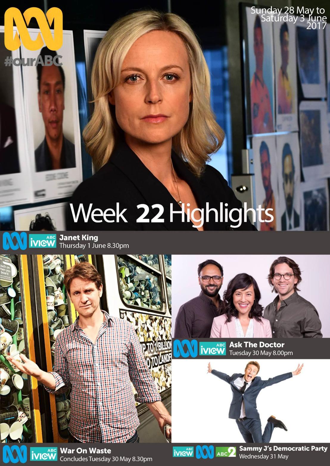 ABC Program Highlights - Week 22