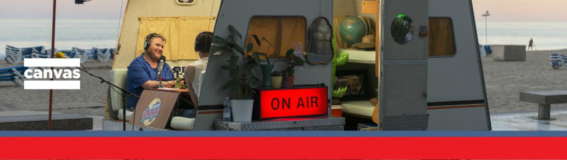 Tweede reeks Radio Gaga begint in Zeepreventorium De Haan