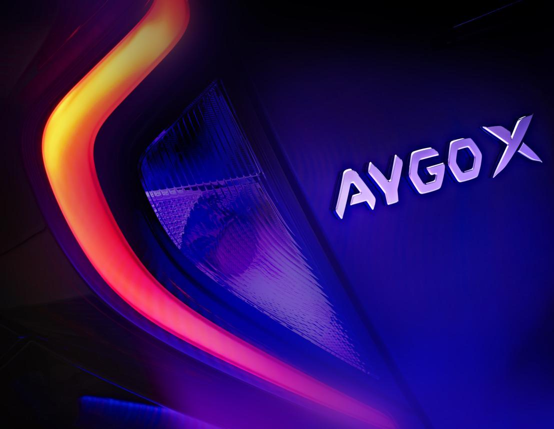 Toyota bevestigt naam nieuw A-model: Aygo X