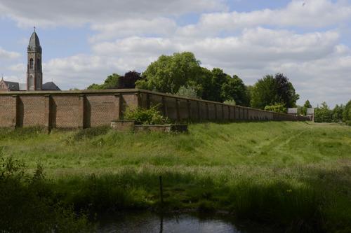 Ook tweede abdij in het gebied de Merode aangepakt