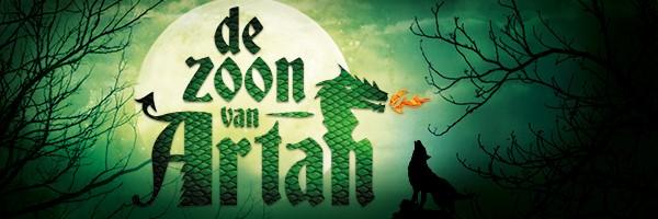 De zoon van Artan - logo