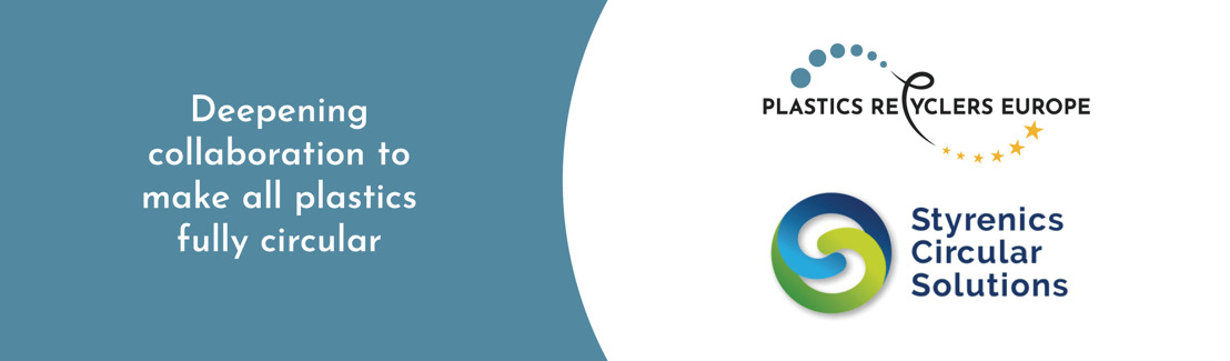 Plastics Recyclers Europe and Styrenics Circular Solutions deepen collaboration
