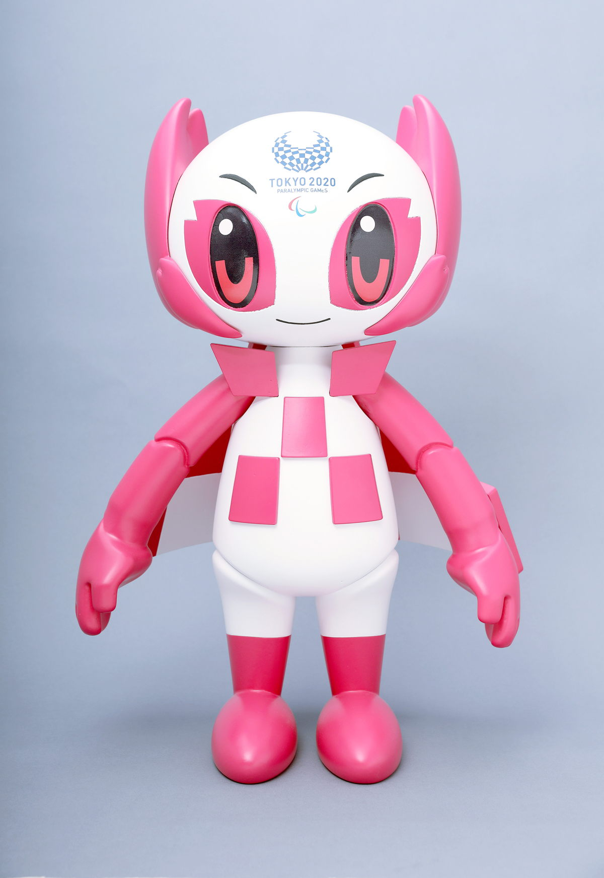 Robot mascotte Tokyo 2020