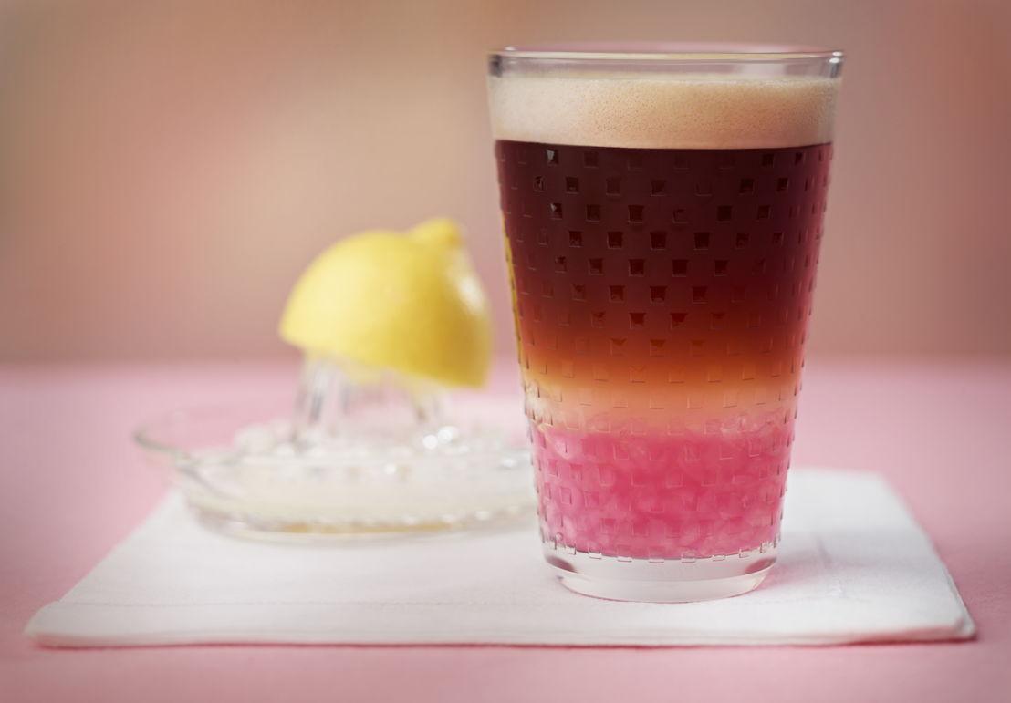 Pampellop: koffielimonade met Pomelo ©Nespresso