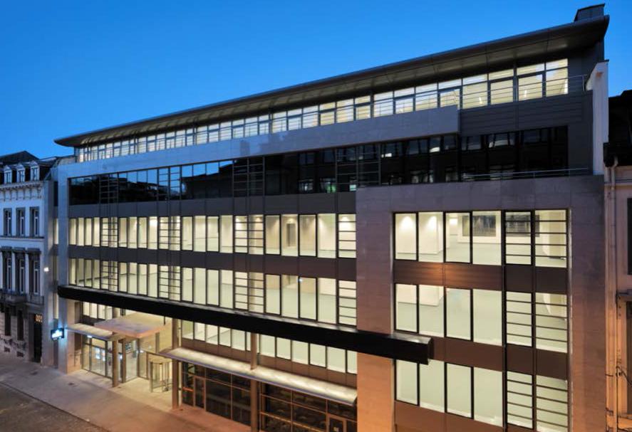 Périclès building